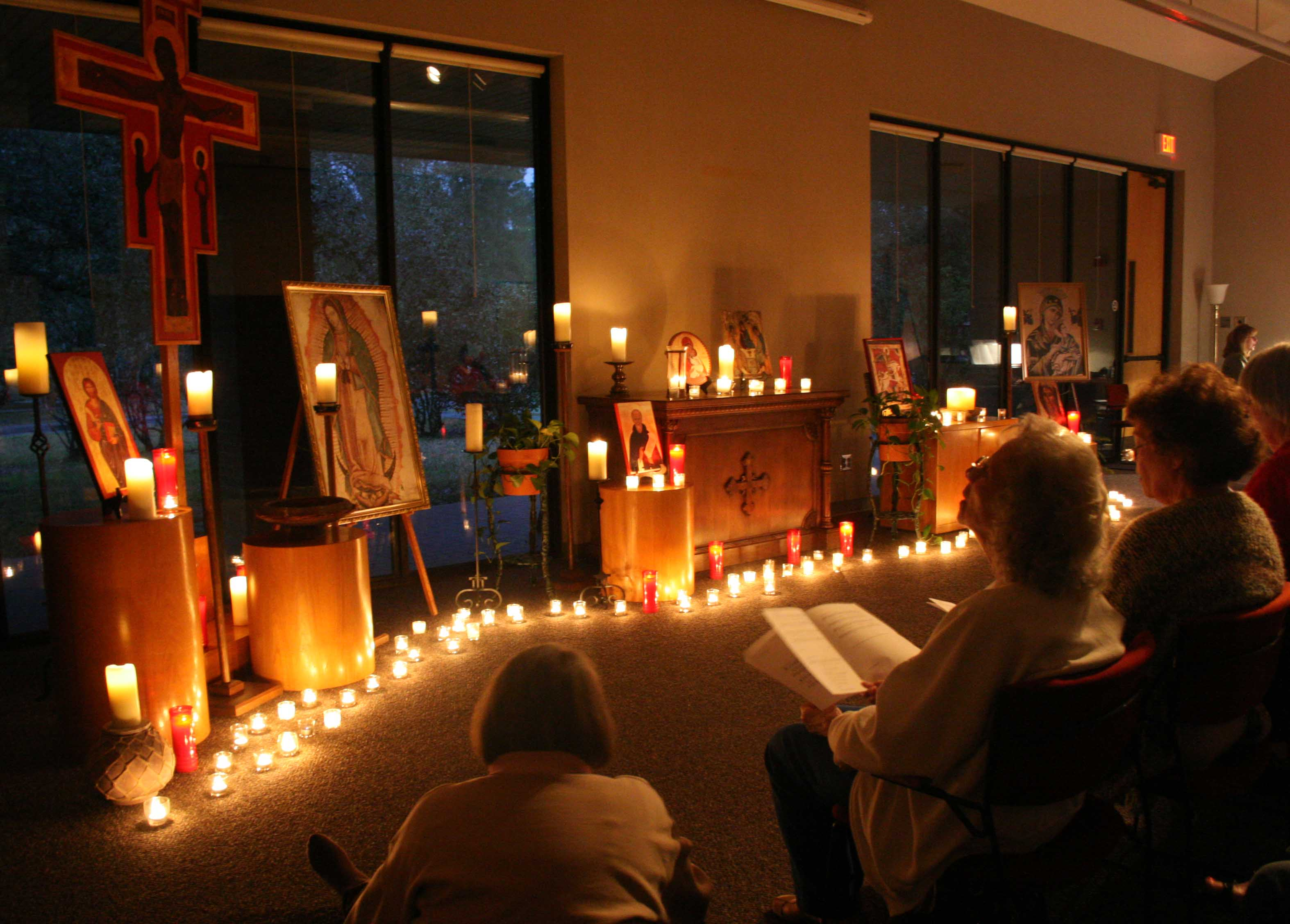 Retreat center brings in a taste of French meditation | East Texas Catholic