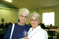 Gerri Barnes & Joann Fournier
