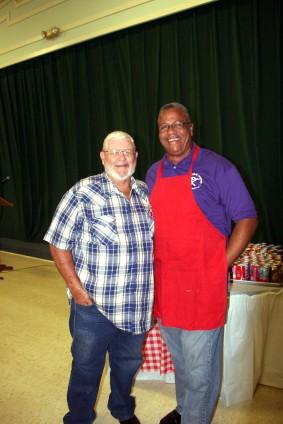 Jerry Barnes & Don Pumphrey
